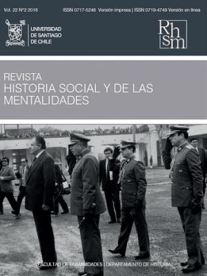 Revista Historia Social Y De Las Mentalidades Universidad De